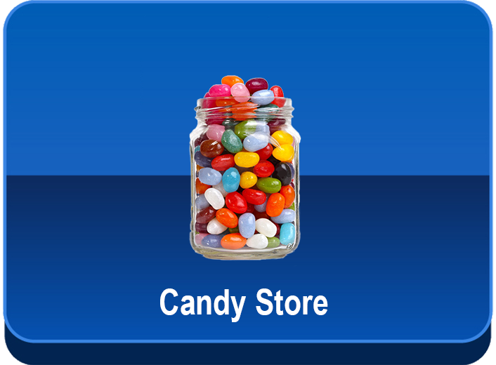 Candy Chocolate POS System